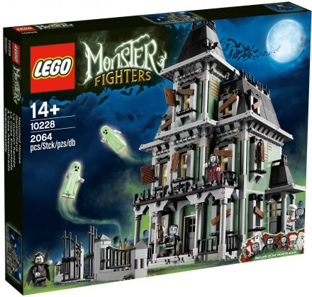 LEGO Monster Fighters 10228 La maison hantée