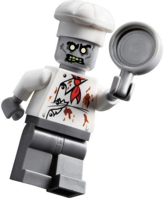 Lego Monster Fighters 10228 Pas Cher La Maison Hant 233 E