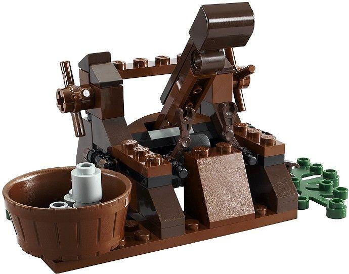 lego star wars 10236 pas cher le village ewok. Black Bedroom Furniture Sets. Home Design Ideas
