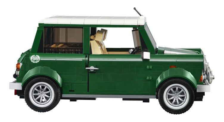 lego creator 10242 pas cher mini cooper mk vii. Black Bedroom Furniture Sets. Home Design Ideas