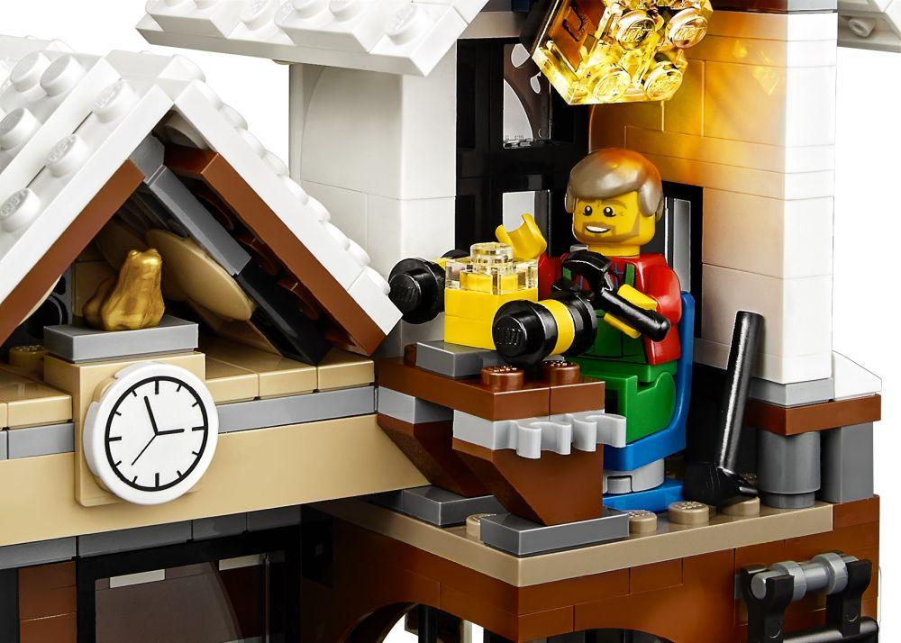 Creator Le Magasin Lego De Jouets 10249 D'hiver LqSzVpMUG