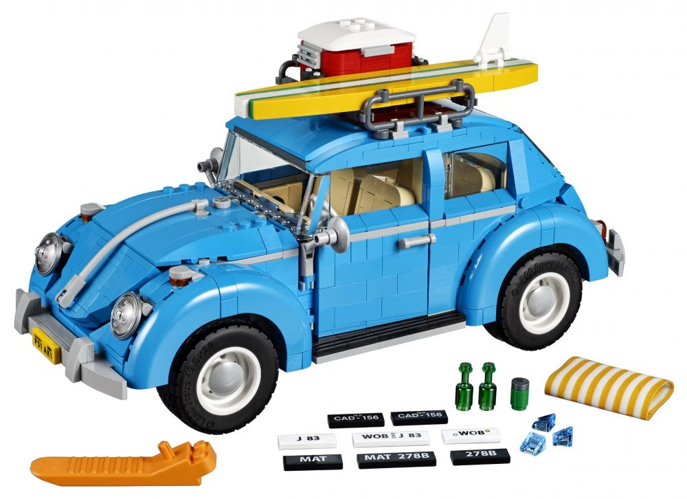 coccinelle volkswagen lego