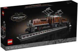 LEGO Creator 10277 La locomotive Crocodile