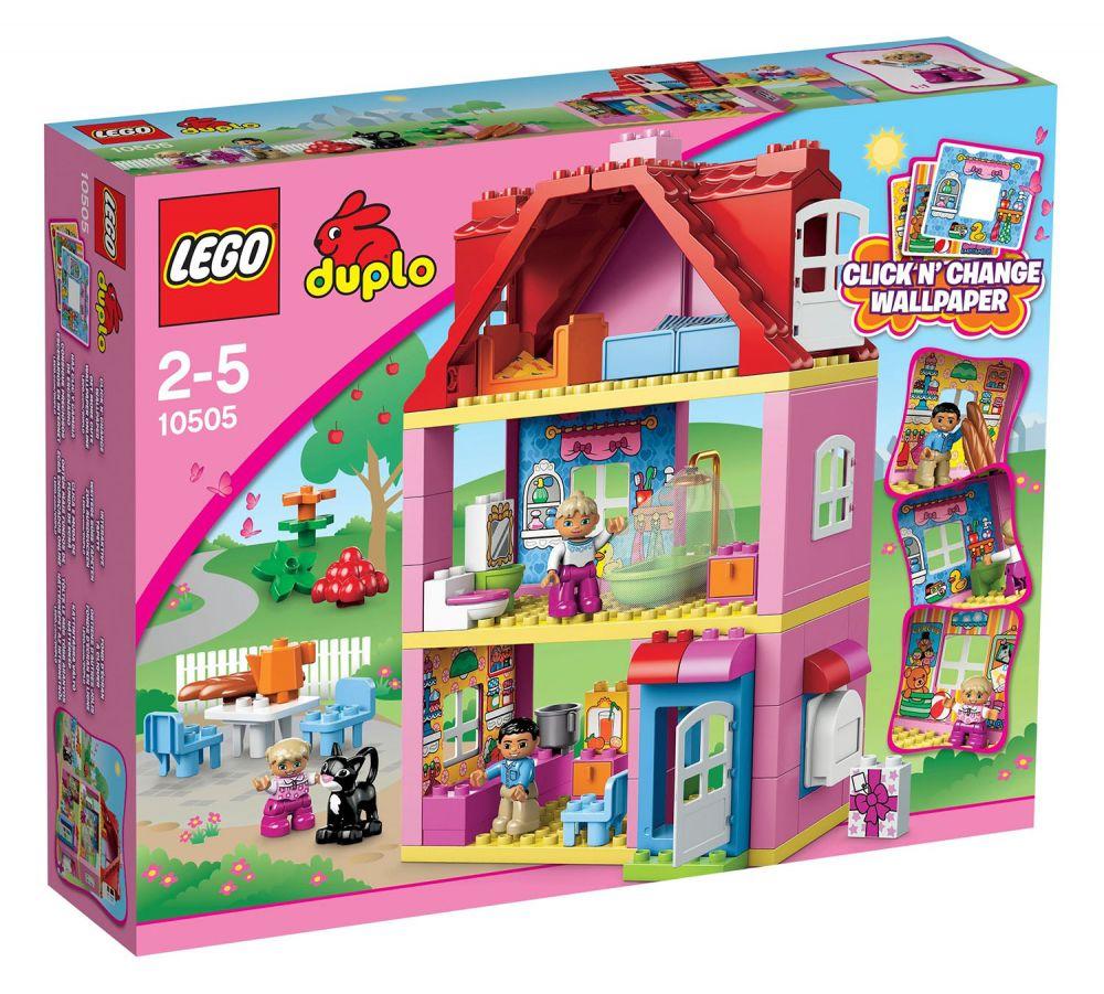 LEGO Duplo 10505 pas cher - La maison