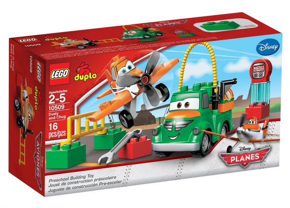 LEGO Duplo 10509 Dusty and Chug