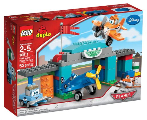LEGO Duplo 10511 L'école d'aviation