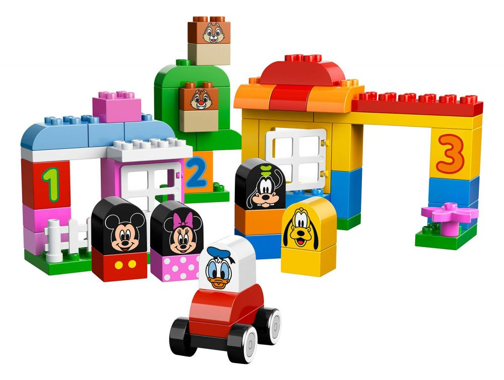 Lego duplo 10531 pas cher mickey ses amis - Mickey mouse et ses amis ...