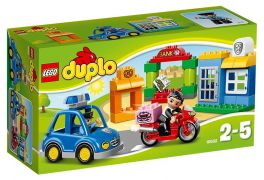 LEGO Duplo 10532 L'intervention de la police