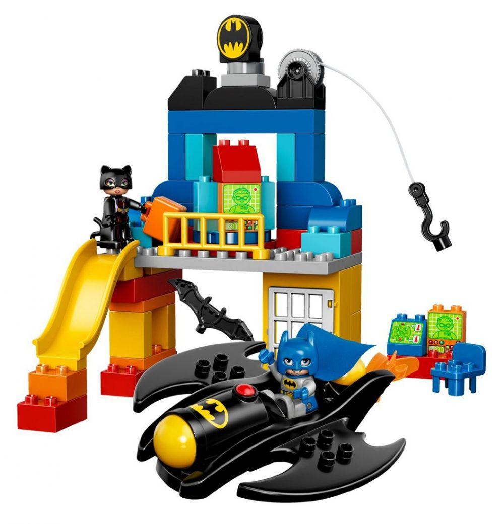 lego duplo 10545 pas cher batman et catwoman. Black Bedroom Furniture Sets. Home Design Ideas