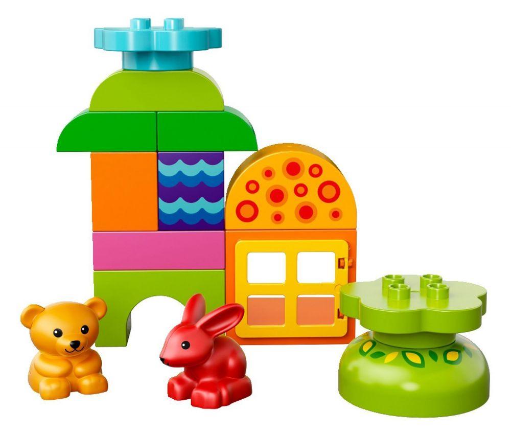 10567 Ensemble Petits Lego Le Bain Duplo Pour Tout Rc3Aqj54LS