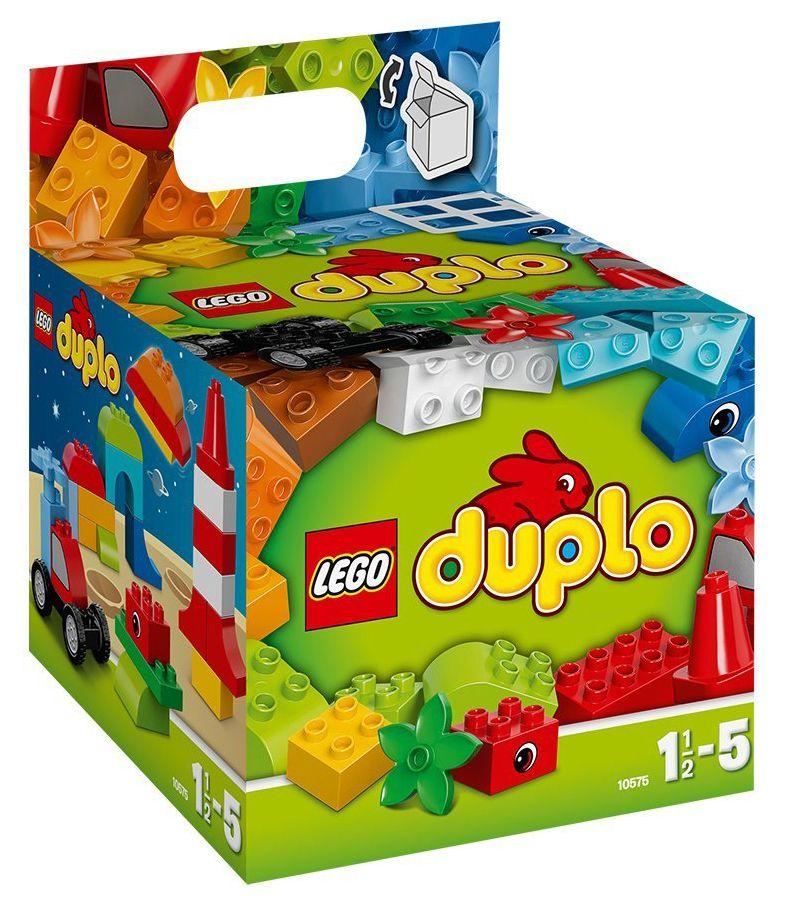 LEGO Duplo 10575 pas cher - Le cube de construction créative LEGO ...