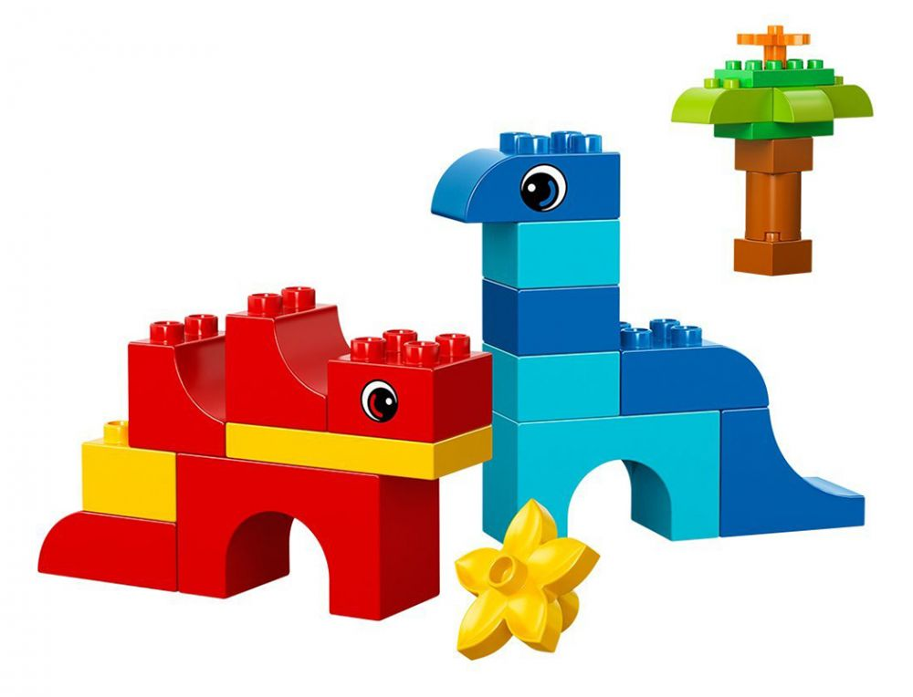 Lego duplo 10575 pas cher le cube de construction - Construction en lego impressionnante ...