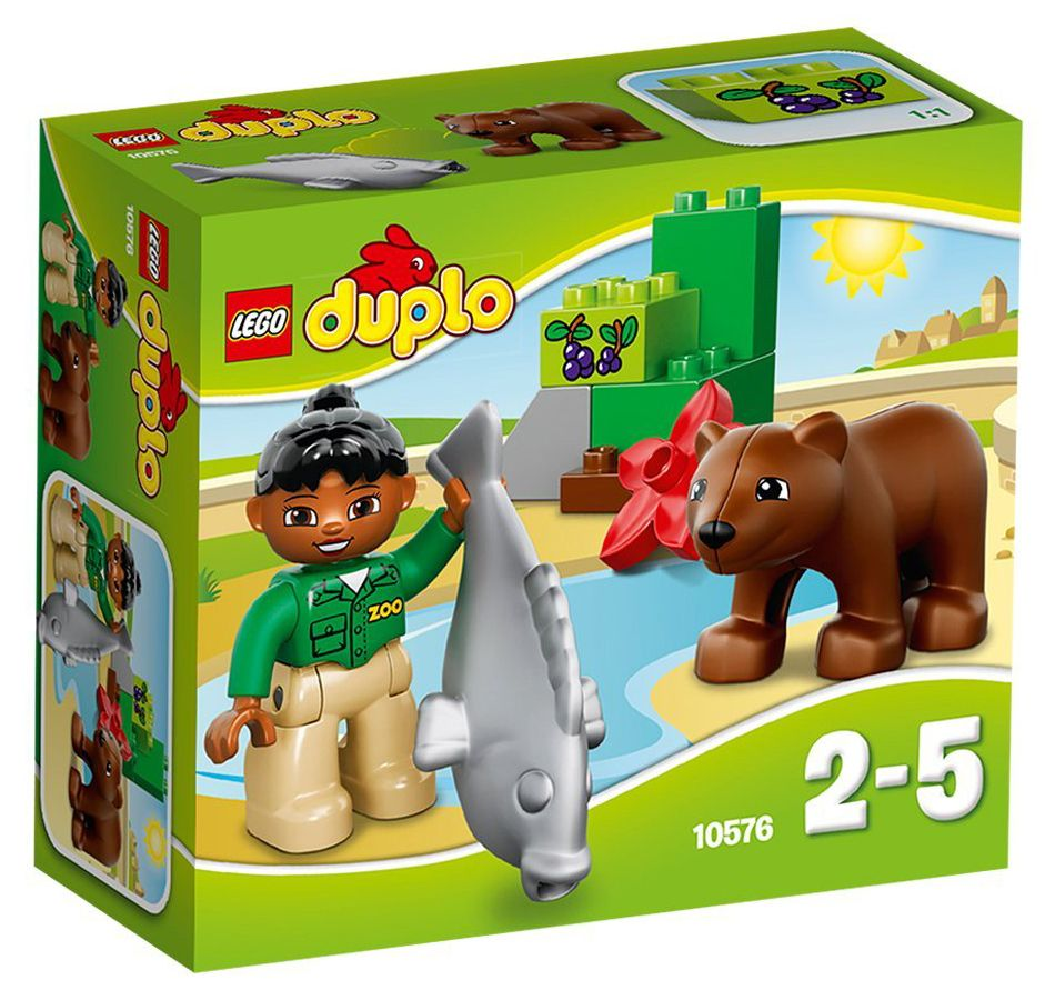 LEGO DUPLO @@  ANIMAL @@ ZOO FERME @@ LE BEBE ELEPHANT @@ ELEFANT