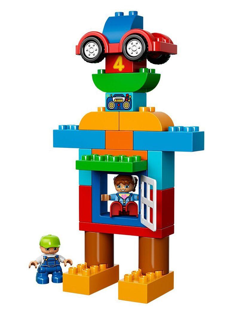 Lego duplo 10580 pas cher bo te amusante de luxe xl lego - Lego duplo ideen ...