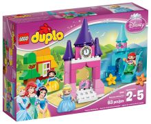 LEGO Duplo 10596 - Collection Disney Princesse pas cher
