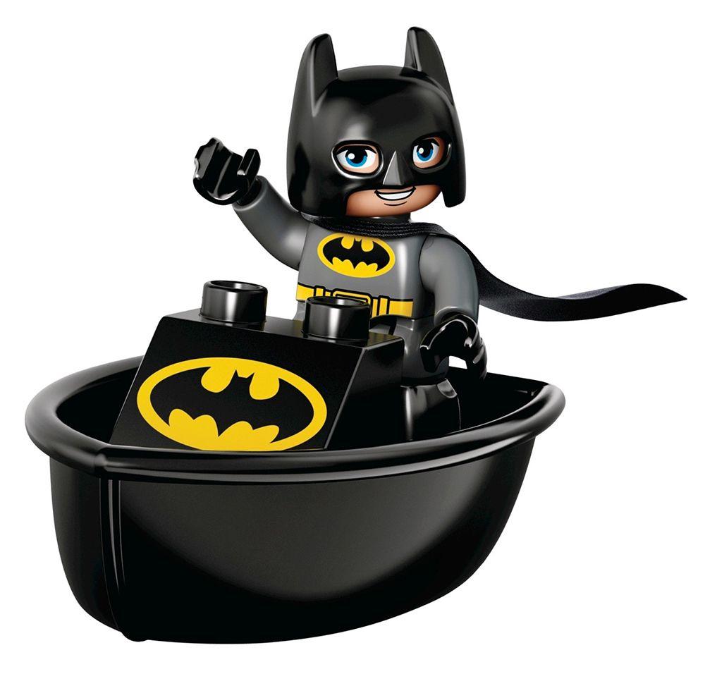 lego duplo 10599 pas cher l 39 aventure de batman. Black Bedroom Furniture Sets. Home Design Ideas