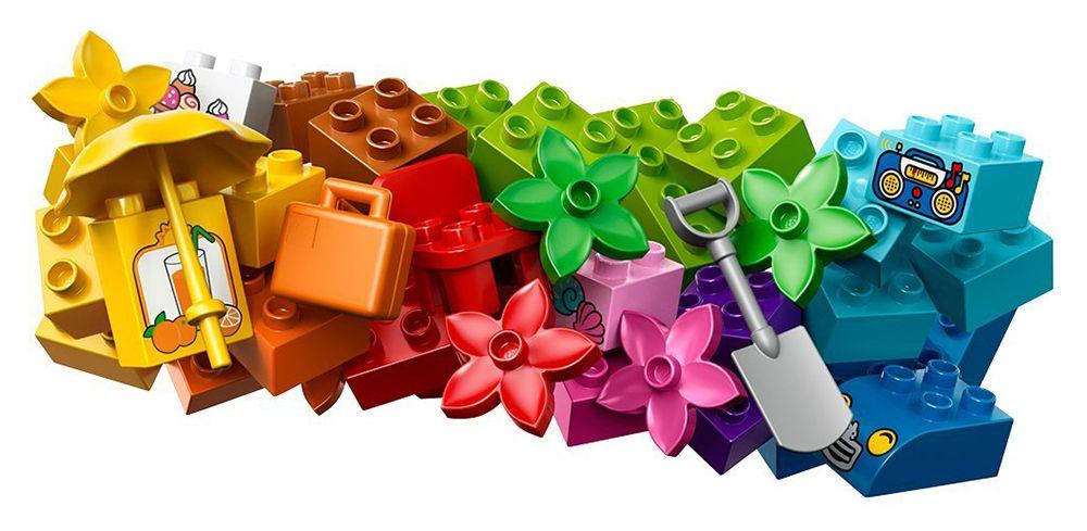 10618 la bo te de construction cr ative lego duplo de lego. Black Bedroom Furniture Sets. Home Design Ideas