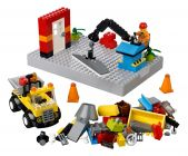 LEGO Juniors 10657 Mon premier ensemble chantier