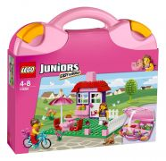 LEGO Juniors 10660 La valise de construction fille