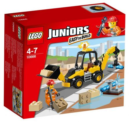 LEGO Juniors 10666 La pelleteuse