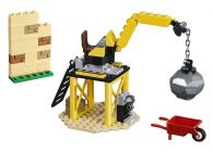 LEGO Juniors 10667 Boîte de construction du chantier