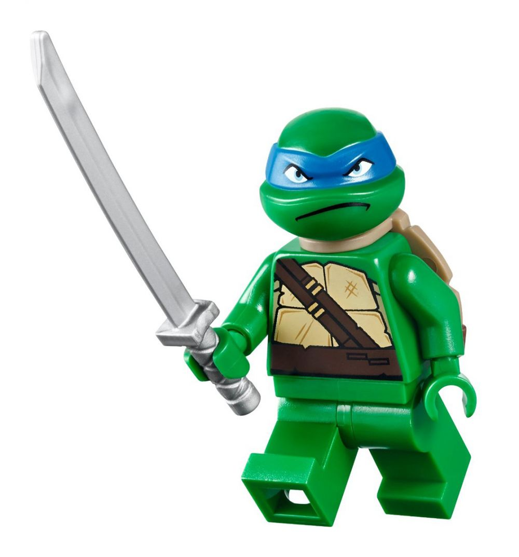 Lego juniors 10669 pas cher le repaire des tortues ninja - Le rat des tortue ninja ...
