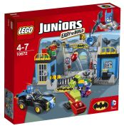 LEGO Juniors 10672 L'attaque de la Batcave