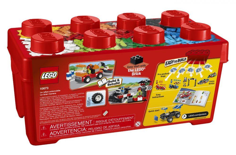 10673 Grande boîte du rallye automobile Wiki LEGO Fandom powered by Wikia