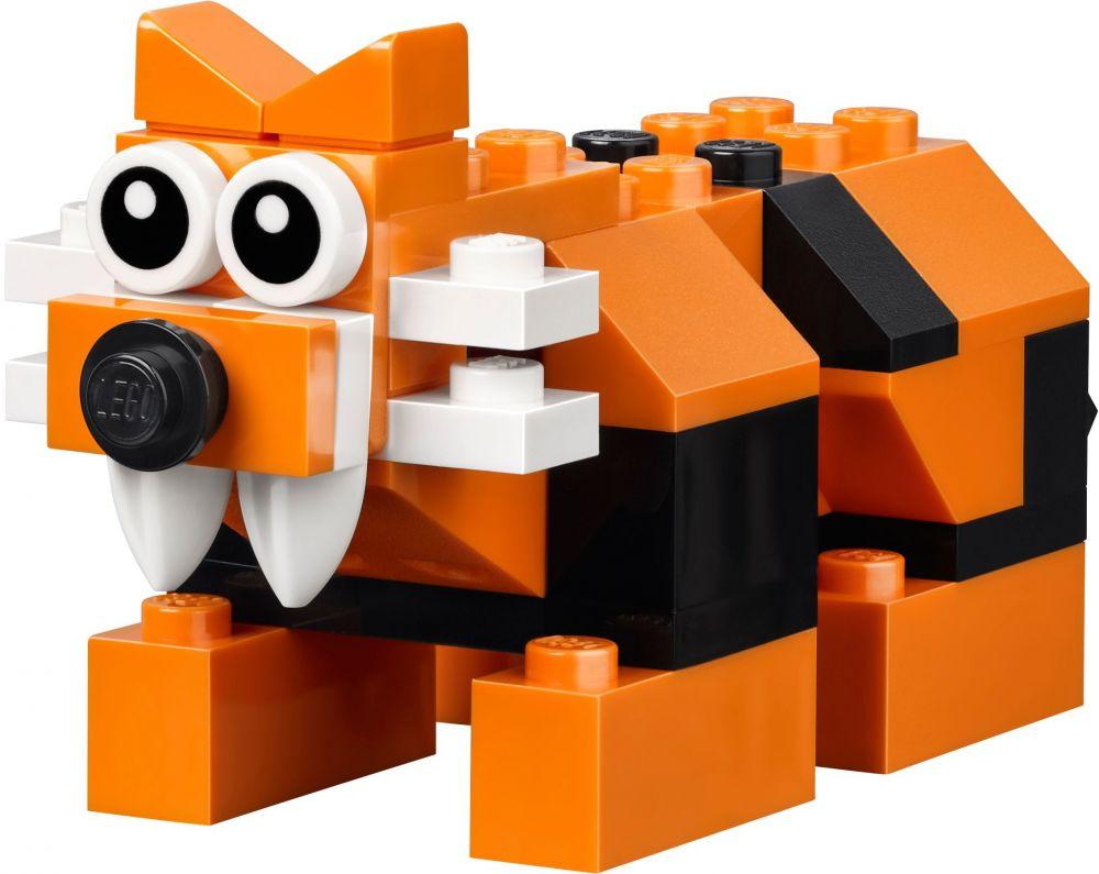 LEGO Classic 10681 pas cher - Le cube de construction créative LEGO
