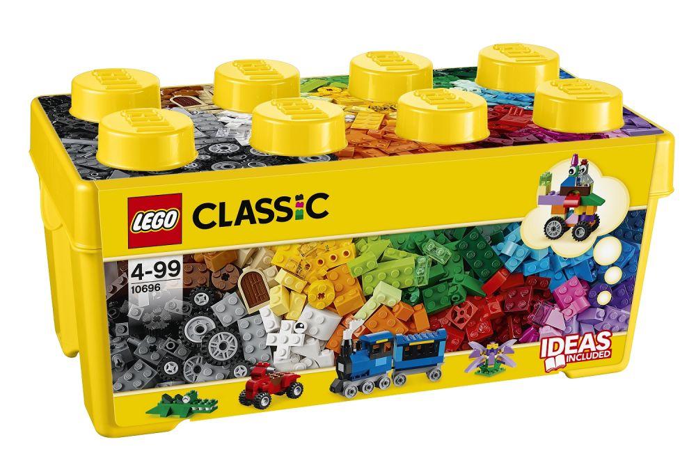 lego classic 10696 pas cher la bo te de briques cr atives lego. Black Bedroom Furniture Sets. Home Design Ideas