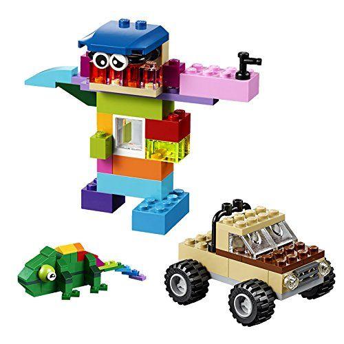 Lego Classic 10697 Pas Cher La Grande Bo Te De Construction Cr Ative Lego