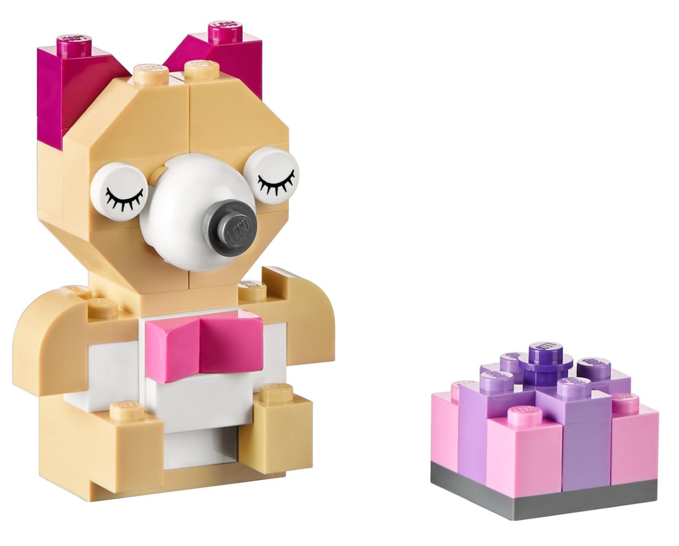LEGO Classic 10698 pas cher Boîte de briques créatives