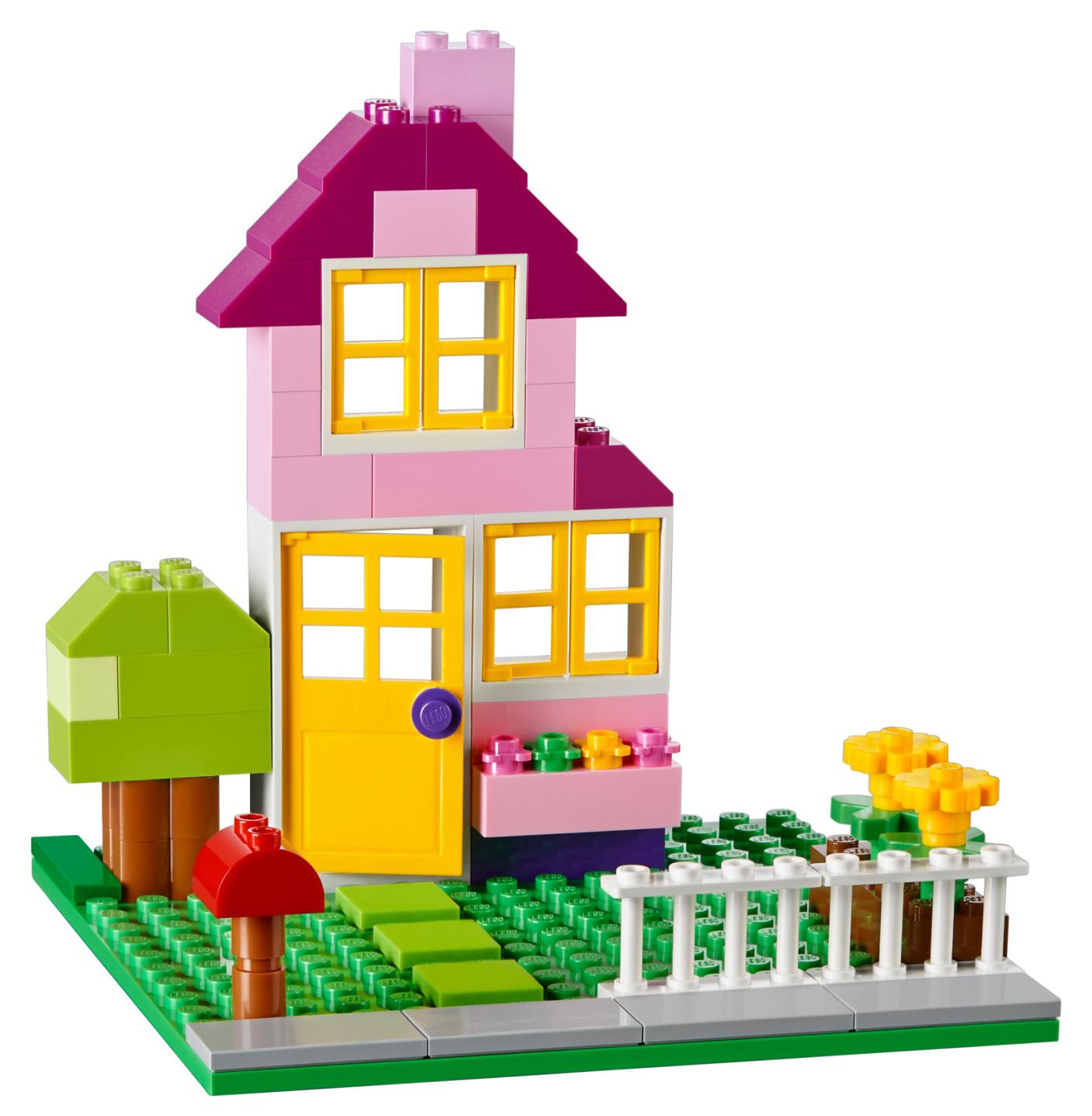 lego classic 10698 pas cher bo te de briques cr atives deluxe lego. Black Bedroom Furniture Sets. Home Design Ideas