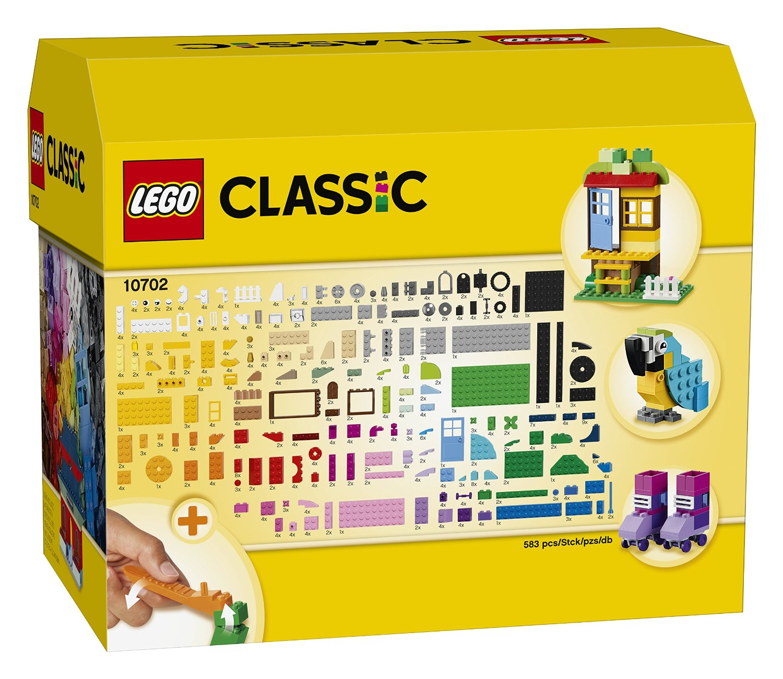 lego classic 10702 pas cher set de constructions cr atives lego. Black Bedroom Furniture Sets. Home Design Ideas
