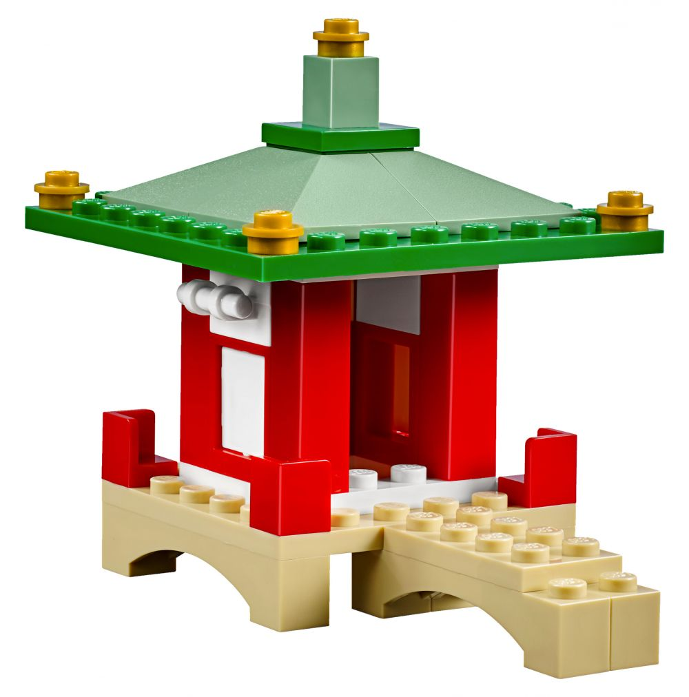 lego classic 10703 pas cher bo te de constructions urbaines. Black Bedroom Furniture Sets. Home Design Ideas