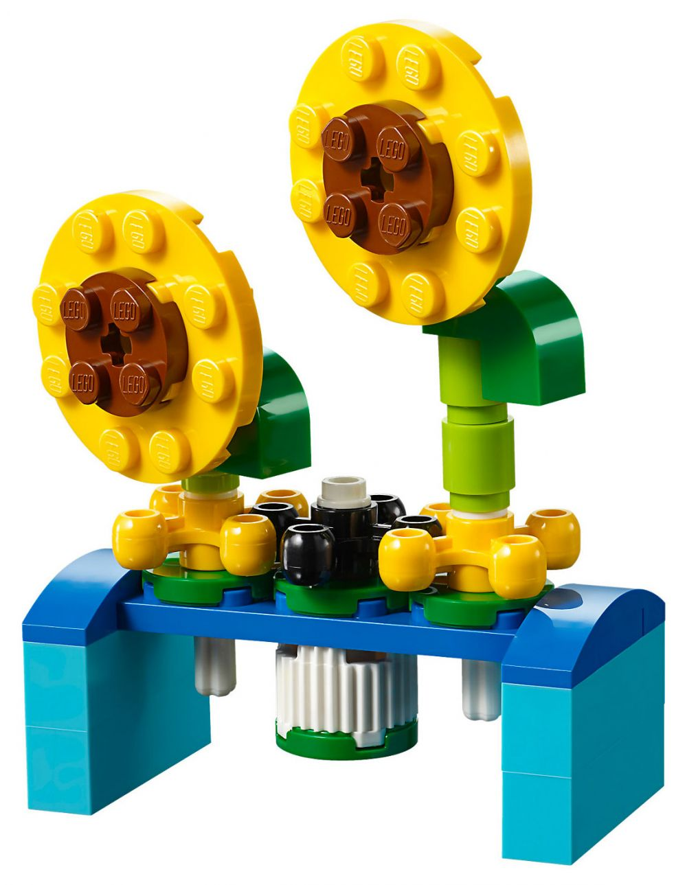 lego classic 10712 pas cher la bo te de briques et d 39 engrenages lego. Black Bedroom Furniture Sets. Home Design Ideas