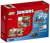 LEGO Juniors 10722 L'attaque du serpent Ningajo