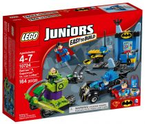 LEGO Juniors 10724 - Batman et Superman contre Lex Luthor pas cher