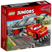 LEGO Juniors 10730 Le propulseur de Flash McQueen