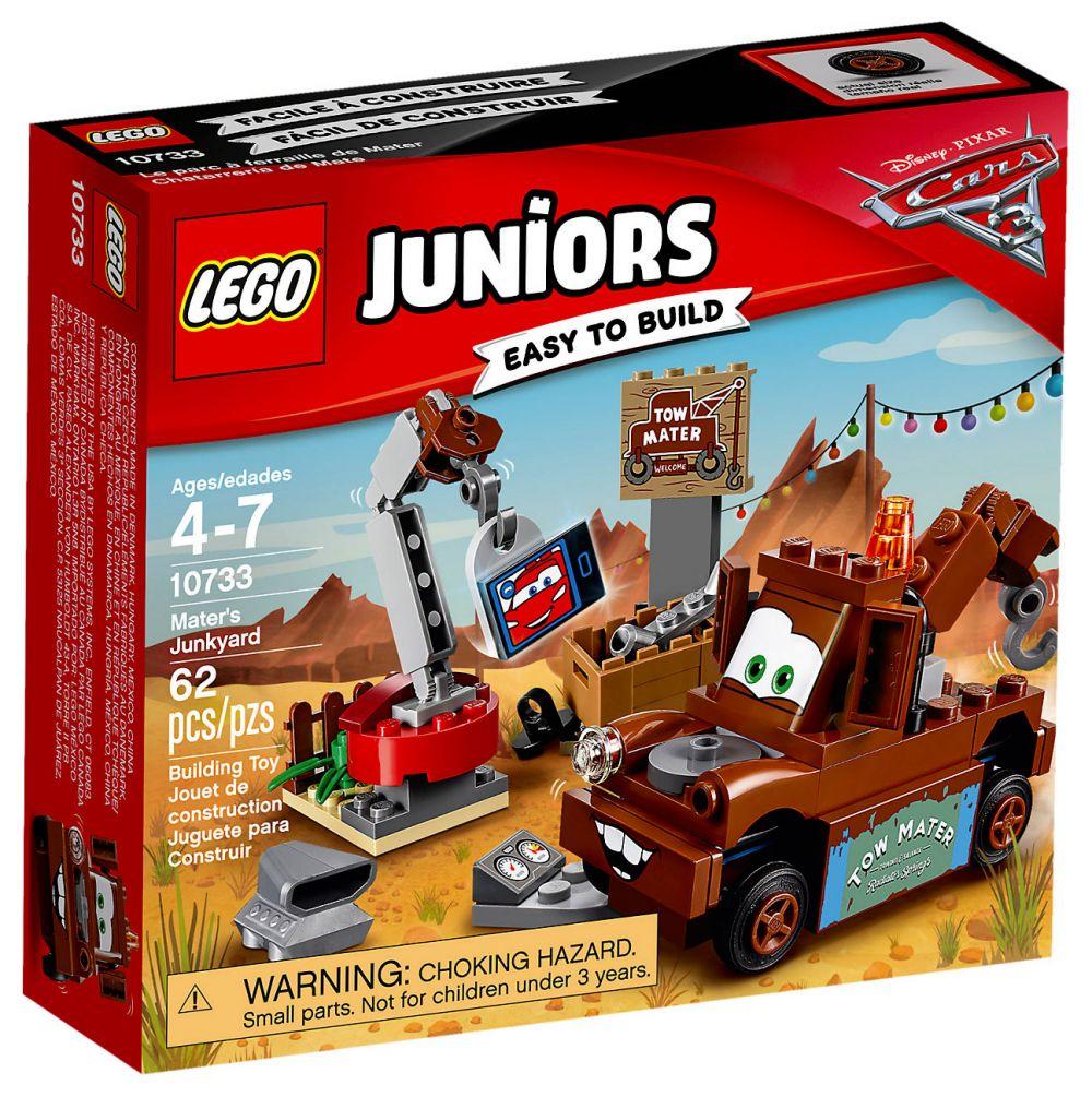 La Lego 10733 Casse Martin De Juniors OPnwk0