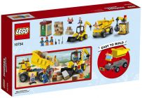 LEGO Juniors 10734 Le chantier de démolition