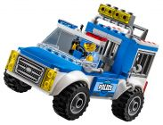 LEGO Juniors 10735 L'arrestation du bandit
