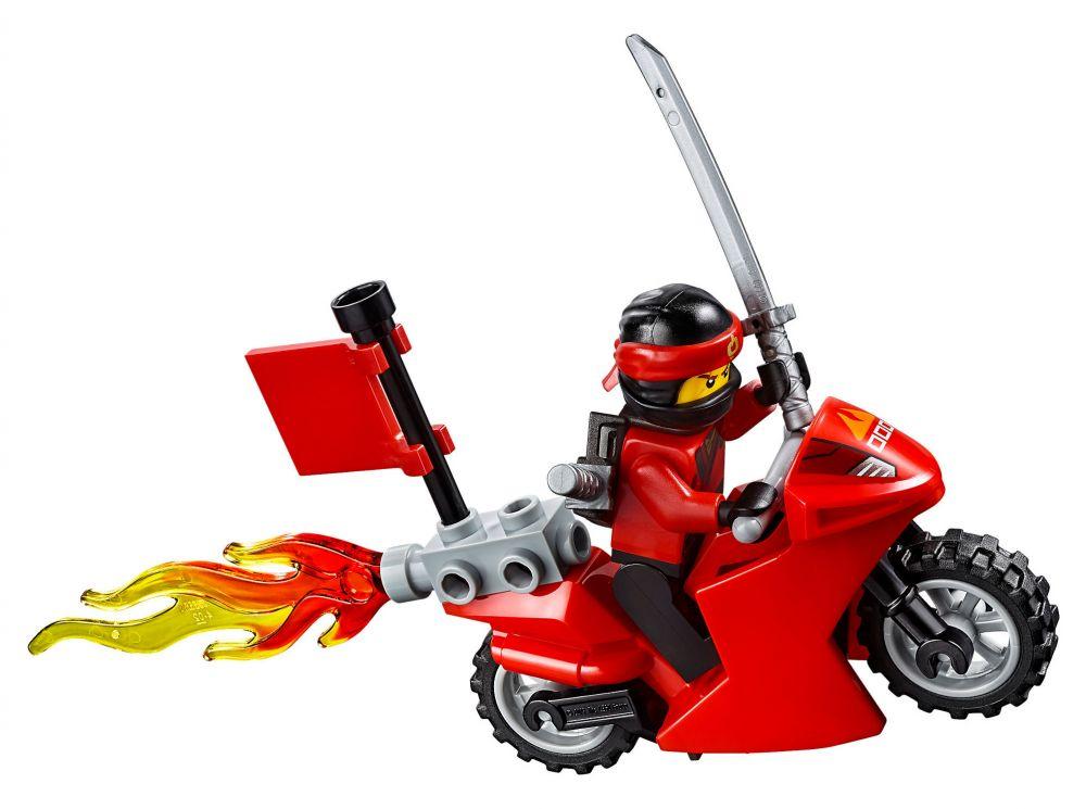 Lego juniors 10739 pas cher l 39 attaque du requin - Lego ninjago le grand devoreur ...
