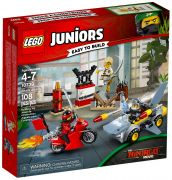LEGO Juniors 10739 L'attaque du requin