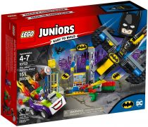 LEGO Juniors 10753 L'attaque du Joker de la Batcave
