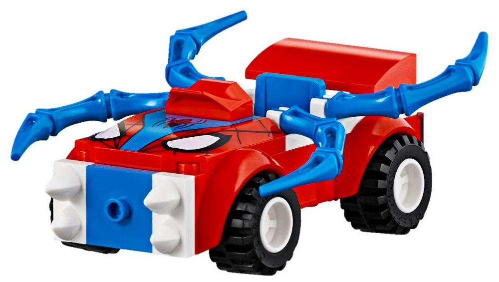 Lego Juniors 10754 Pas Cher Spider Man Contre Scorpion