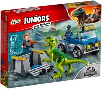 LEGO Juniors 10757 Le camion de secours des raptors (Jurassic World)
