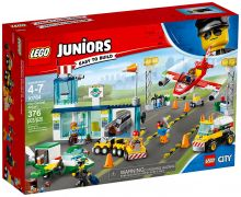 LEGO Juniors 10764 L'aéroport City Central