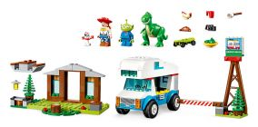 LEGO Toy Story 10769 Les vacances en camping-car Toy Story 4