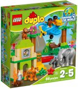 LEGO Duplo 10804 - La jungle pas cher